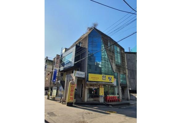 송파구 역세권 수익 및 사옥용 빌딩