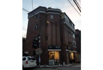 구산동 역세권 3면 코너건물 매각