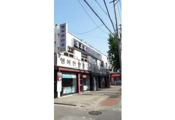 도봉동 역세권 대로변 코너 빌딩 매각