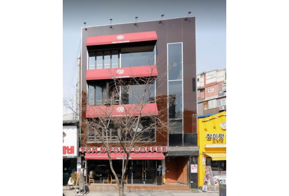 창천동 고수익4.3% 빌딩!