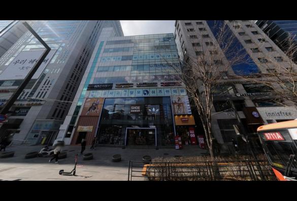 가수 비(정지훈) 강남역 강남대로변 빌딩매입
