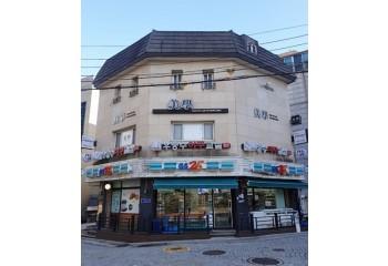 강남 아파트 밀집 항아리상권 근생 꼬마빌딩
