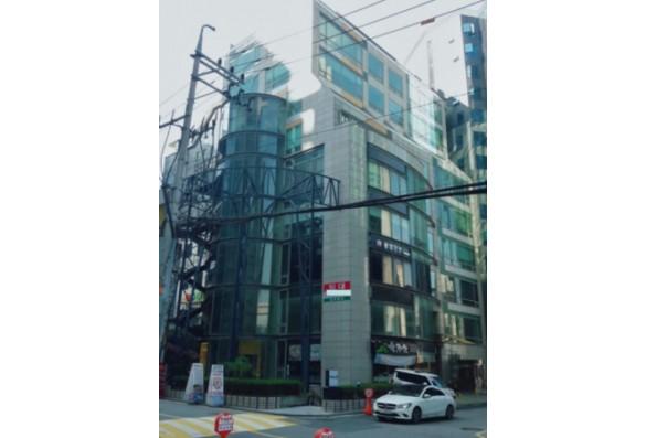 선릉역 역세권 코너 일반상업지 근생건물 매각