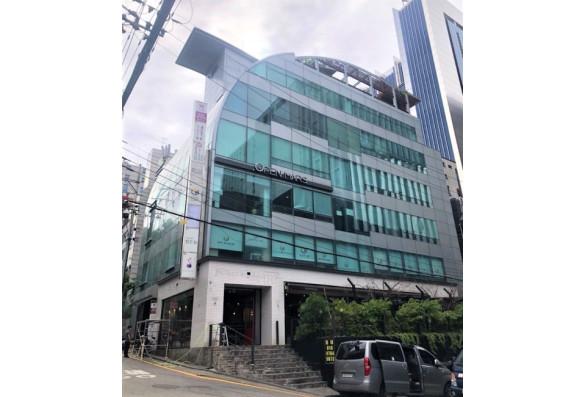 강남역 초역세권 상업지역 사옥용 빌딩