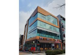 [분당] 백현동 카페거리 內 빌딩!