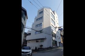 학동사거리 이면 2019 신축빌딩