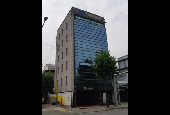 송파구 외관이 수려한 사옥용 빌딩