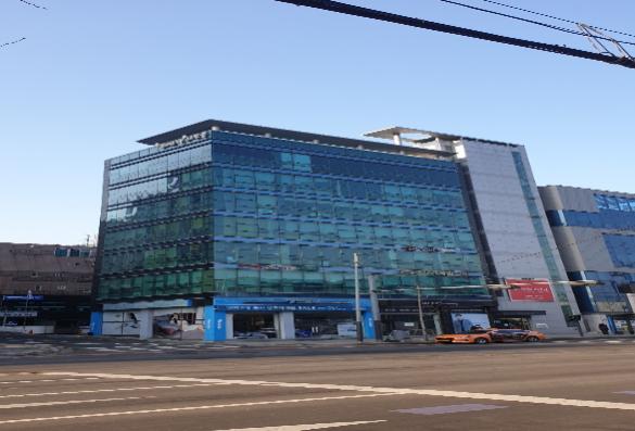 마포구 대로변 코너 고수익 빌딩
