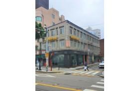반포동 서래마을 메인상권 코너빌딩